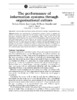The performance of Information Systems throught Organizational Cultue.pdf.jpg